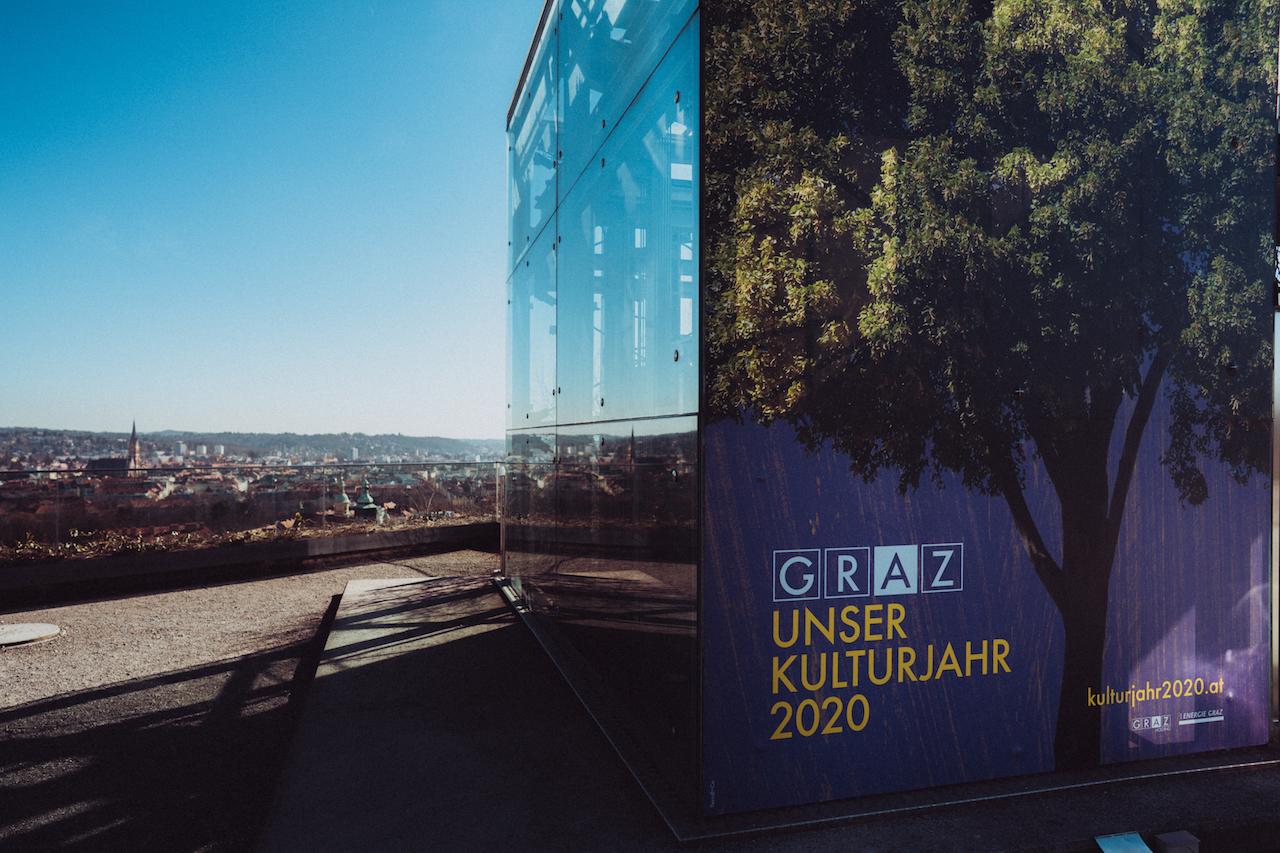 Graz Kulturjahr 2020, Schloßberg, Foto: Lex Karelly